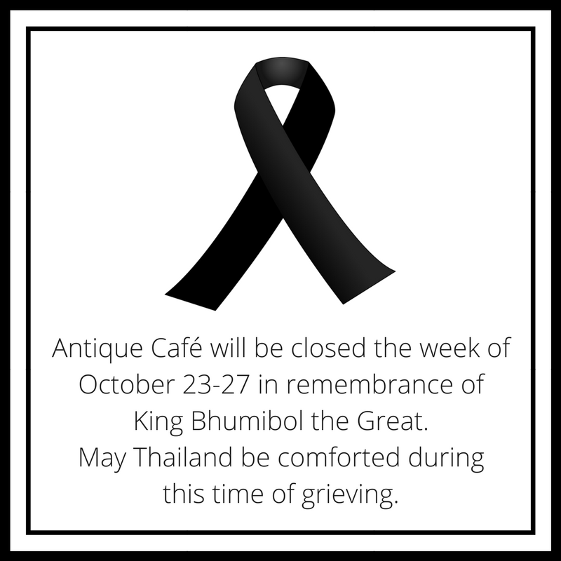 Closed in honor of the King-1